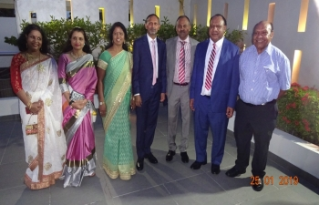 Celebrations of the 70th Republic Day of India in Port Moresby - 25 and 26 January 2019.